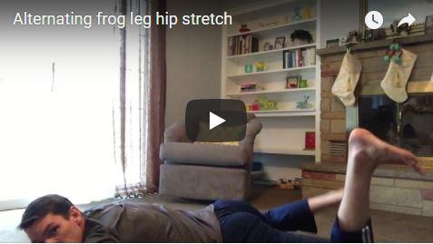 frog leg