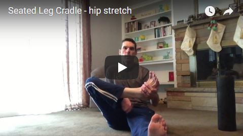 leg cradle
